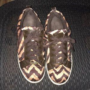 Coach Brown Naya sneakers